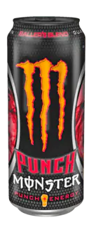 Bild von MONSTER PUNCH ENERGY   0,5L DS